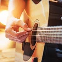 Strumming technique for guitarists