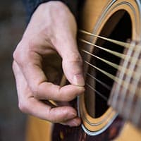 Strum your guitar the right way