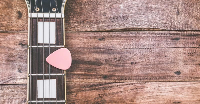 How To Choose Guitar Pick, What Exactly To Look For