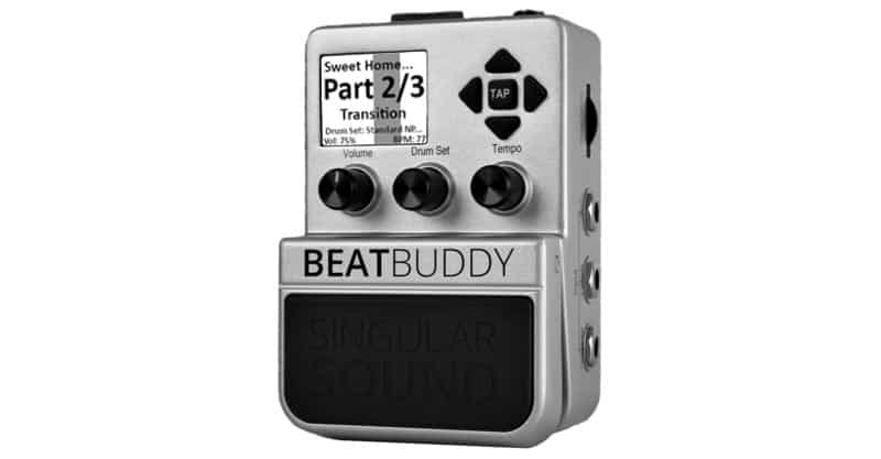 BeatBuddy For Disadvantaged Youth: Guitar Over Guns & Singular Sound Partner Up