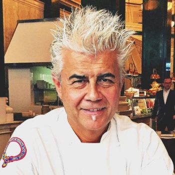 Chef Grant MacPherson Shares His Love Of Food & Music