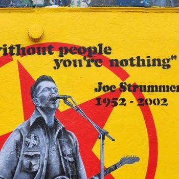 Igniting The Punk Rock Revolution: Joe Strummer's 1966 Fender Telecaster