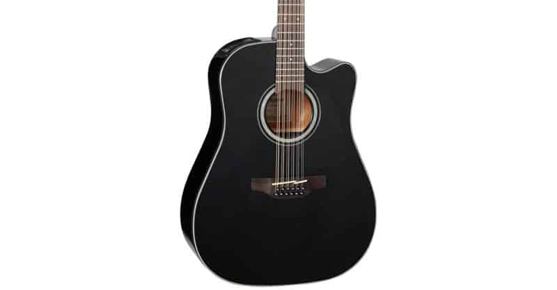 Takamine G Series GD30CE-12NAT Dreadnought 12-String Acoustic-Electric Guitar