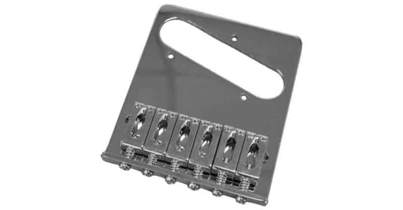 Fender Standard Series Telecaster Bridge Assembly