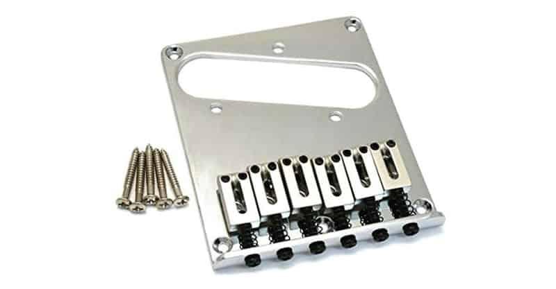 Squier By Fender Telecaster Electric Guitar Bridge