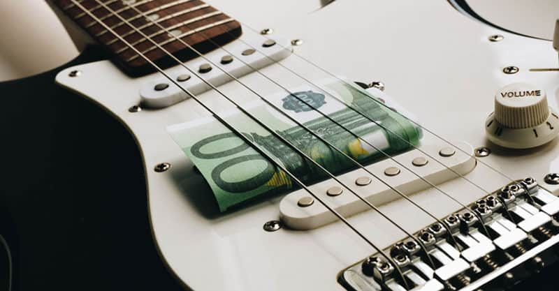 Guitars Have Worth Beyond Their Investment Value