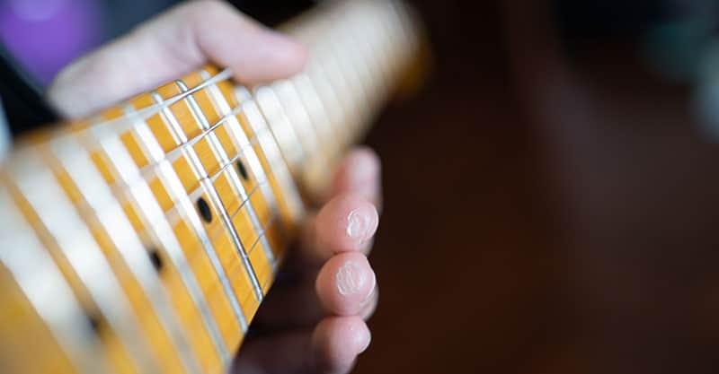 Do Guitar Calluses Go Away?