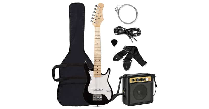 Best Electric Guitar Starter Kits For Beginners