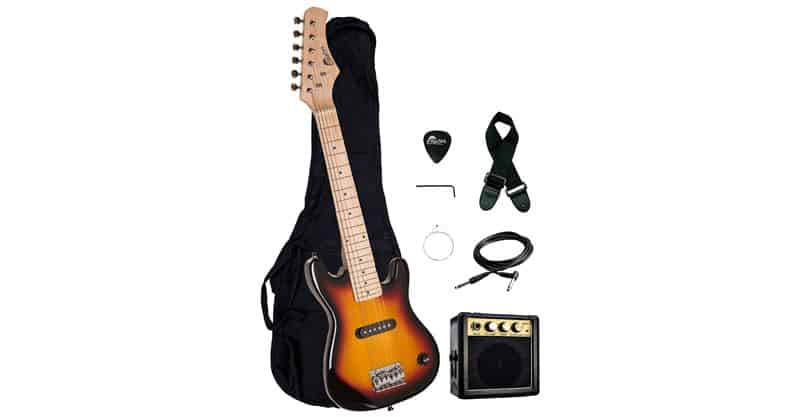 "Raptor 30"" Kids 1/2 Size ULTIMATE Electric Guitar Package"
