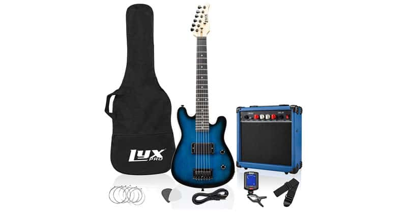 LyxPro 30 Inch Electric Guitar Starter Kit