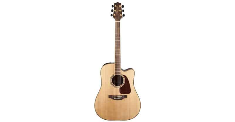 Takamine GD93CE-NAT Dreadnought Cutaway Acoustic-Electric Guitar