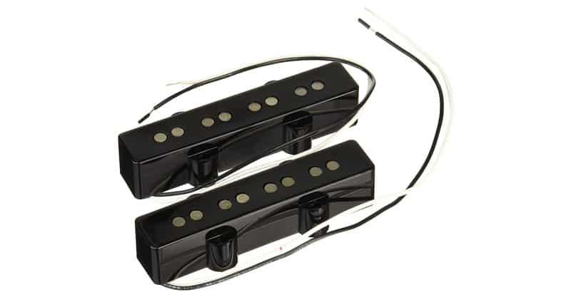 Fender Yosemite Jazz Bass Electric Bass Guitar Pickup Set