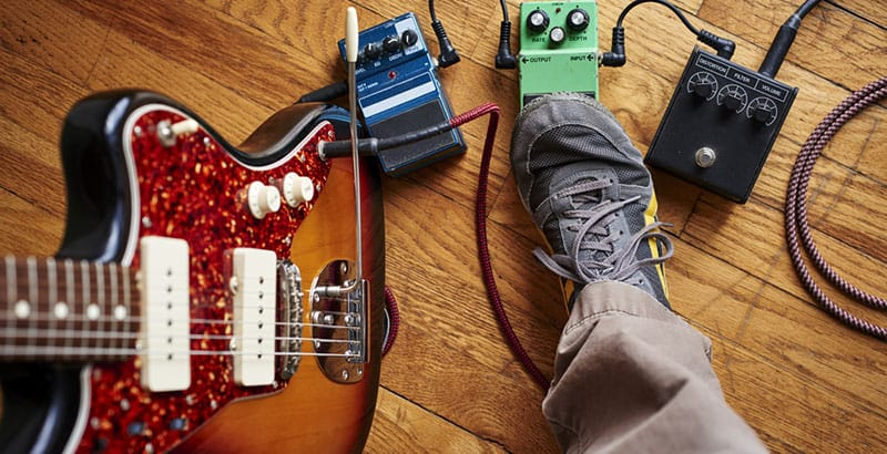 Why Do Guitarists Use Pedals