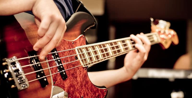 Is Bass Easier Than Guitar