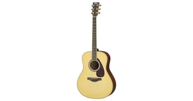 Yamaha L-Series LL6 Acoustic-Electric Guitar