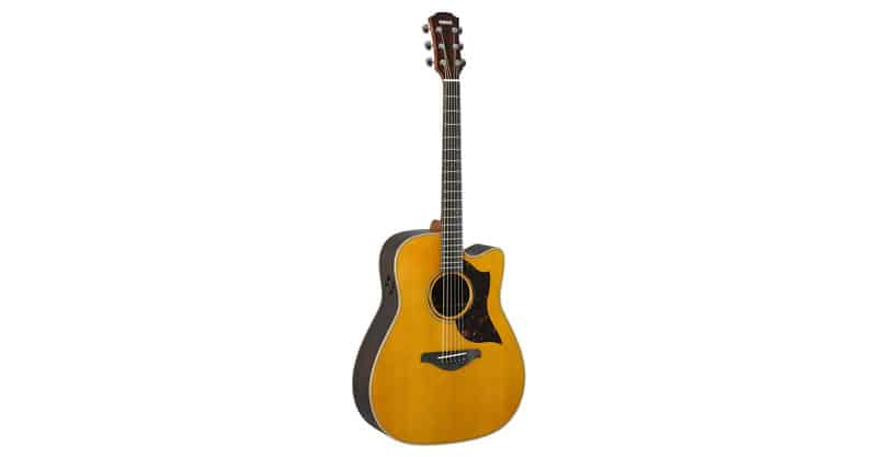 Yamaha A-Series A3R Acoustic-Electric Guitar