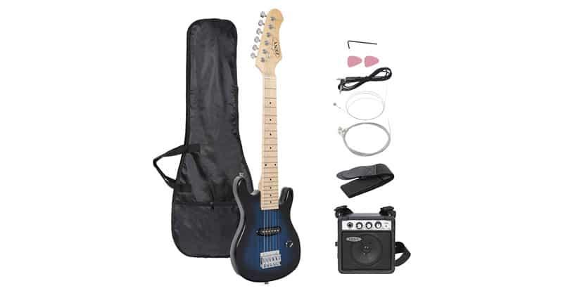 ZENY 30 Inch Kids Electric Guitar Kit