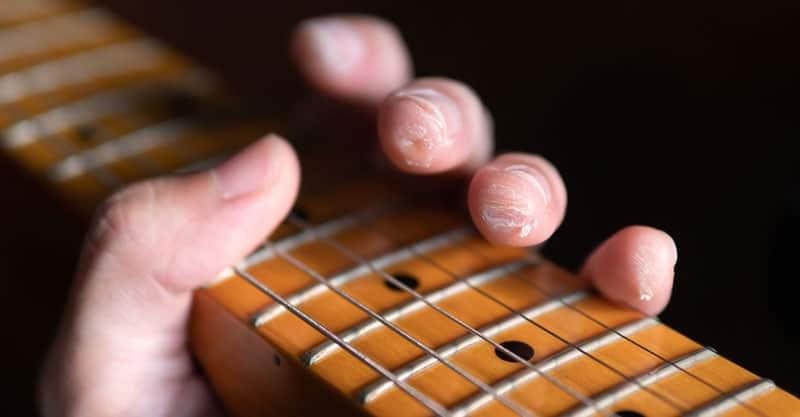 Do Calluses Help You Play Guitar?